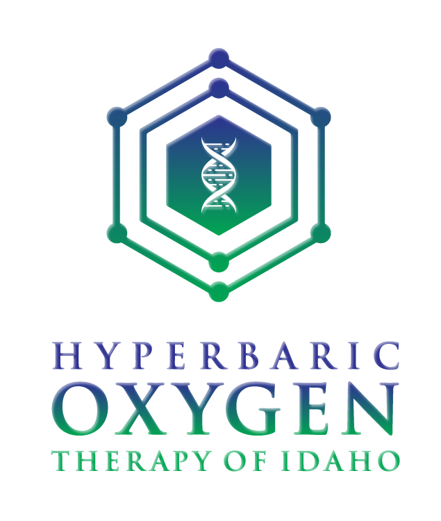 Hyperbaric Oxygen Therapy of Idaho logo